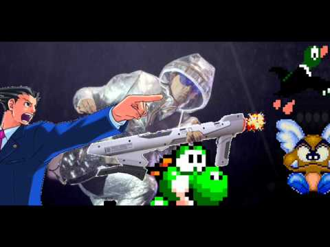 Muse - Assassin (8-bit) Video