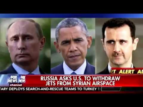 Russian General orders USA out of Syria Airspace Brink World