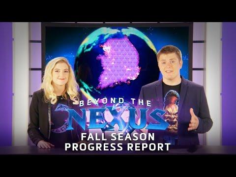 Beyond The Nexus Ep 5 - Fall Season Progress Report