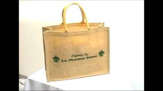 Jute Multipurpose Bag With Gusset | Cheap Jute Bags Wholesale Australia