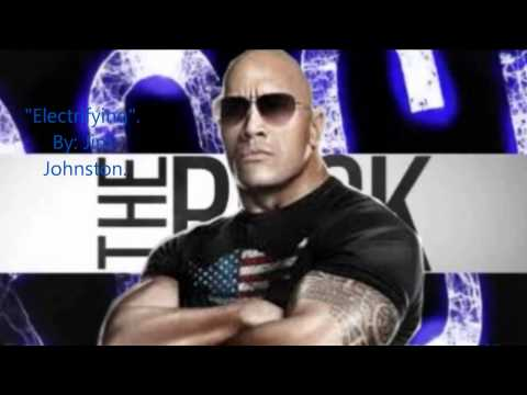 WWE The Rock 2013 Theme Song-Electrifying