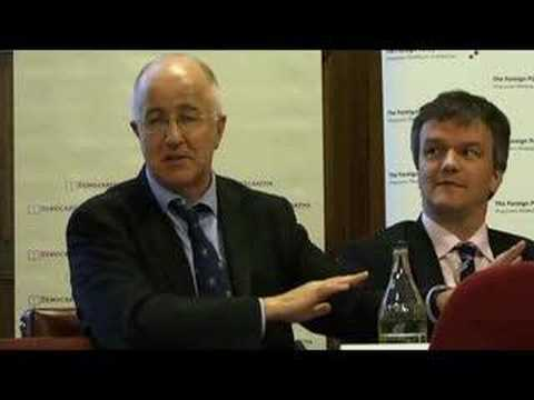 Democratiya Book Launch / Denis Macshane MP