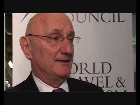 Jean-Claude Baumgarten, President and CEO, WTTC @ ITB 2009