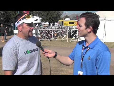 Catching up with IM Arizona Age Group Athlete Allen Benson - Ironman Arizona 2011