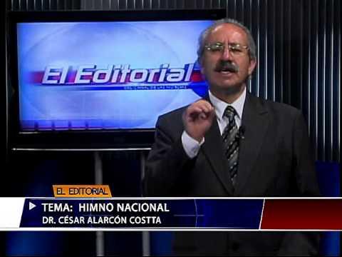 Editorial: Himno Nacional