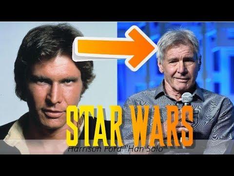 Jak zmienili się aktorzy z filmu Gwiezdne wojny Star Wars po 40 latach | DAWNIEJ VS DZIŚ
