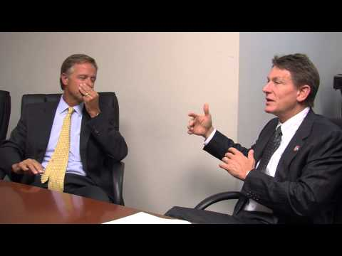 Gov. Bill Haslam and Randy Boyd on the Drive to 55 initiative