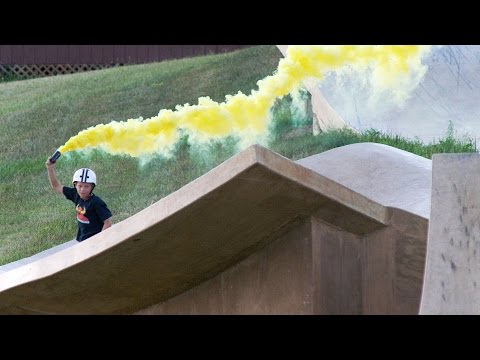Camp Woodward Season 8 - EP17: Smoke Bombs