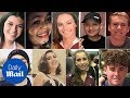 These are all 17 victims of the Florida school shooting - Daily Mail MP3