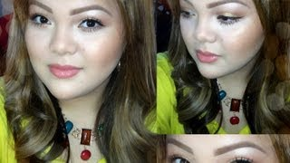 Summer Goddess Makeup Tutorial ♥