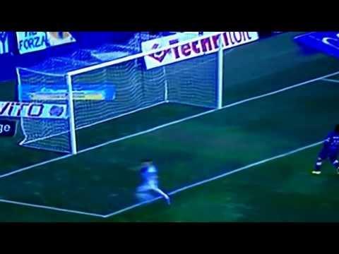 Bastia - PSG 0-3  Goal Ibrahimovic - Lavezzi 08/03/2014
