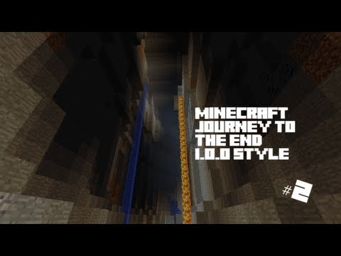 Journey To The End | Minecraft 1.0.0 Style | Ep.2 (HD)
