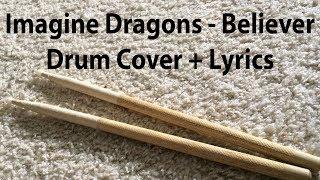download lagu Imagine Dragons - Believer Drum Cover + gratis