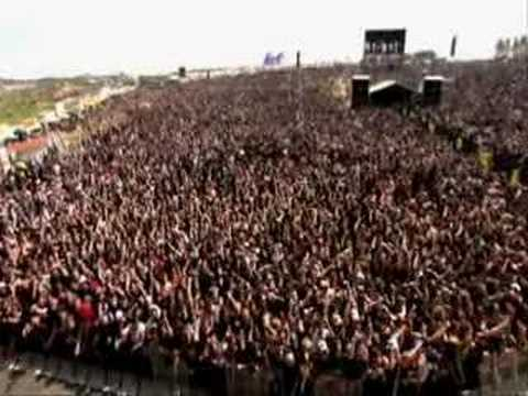 Hatebreed - I Will Be Heard (Live @ Downloadfestival 2006)