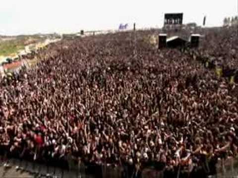 Hatebreed - I Will Be Heard (Live @ Downloadfestival 2006)