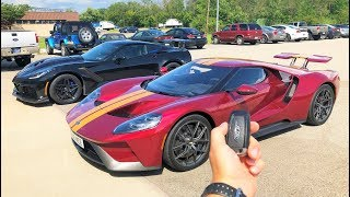 THE OPPORTUNITY OF A LIFETIME... MY ZR1 AND A FORD GT!?!? *I NEED IT!*