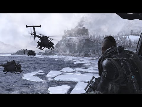 DARING ESCAPE CAPTAIN PRICE from Gulag ! Call of Duty 4 Modern Warfare 2