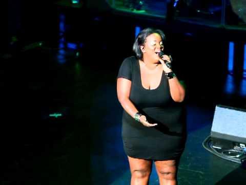 Ledisi Backup Singers @ Knight Theater