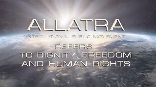 Who benefits from the world conflict? Or ALLATRA IPM  refers to dignity, freedom and human rights.