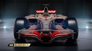 😂F1 2018 MULTI VELETEK! Mclaren Mercedes KARRIER #3