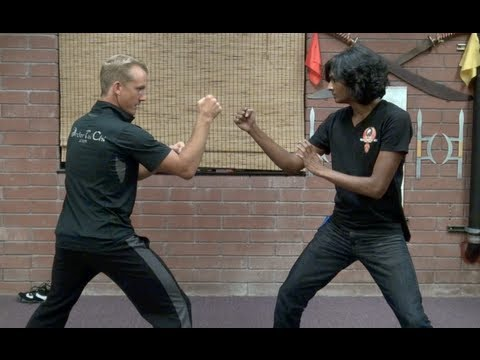 Real Ba Gua Fighting - 8 Moves, Internal Kung Fu!