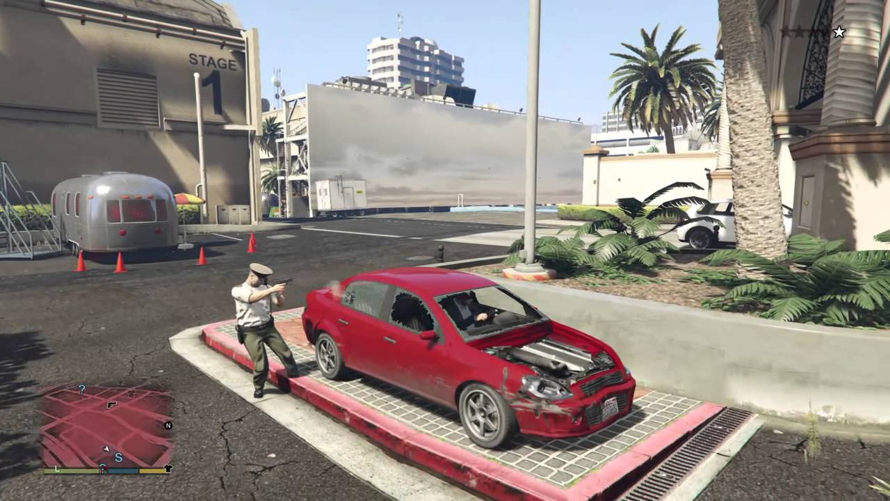 how to get a jerry can in gta 5