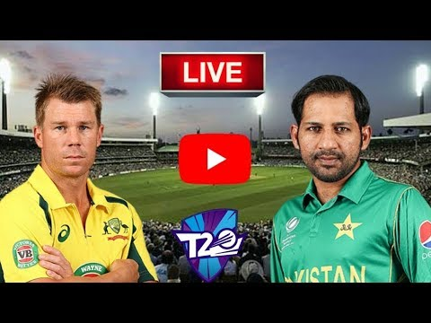 Pakistan Vs Australia T20 Watch Live Match 2018