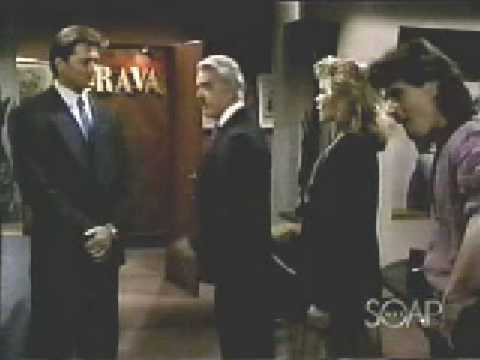 Mac, Amanda, Sam and Evan Counter a Threat; Iris Thanks Michael, 1989 Video