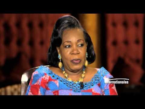 Catherine Samba-Panza sur TV5MONDE : Etre une femme à la tête de l'Etat,