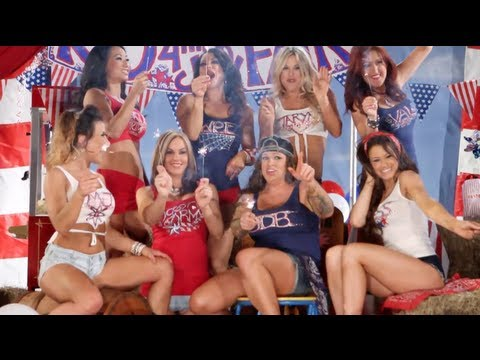 Celebrate the 4th of July with the TNA Knockouts