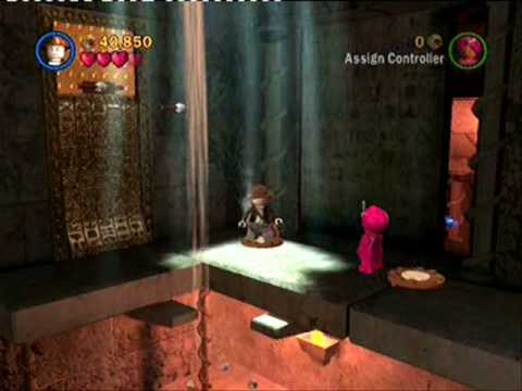 LEGO Indiana Jones: Tomb Time (Part 4)