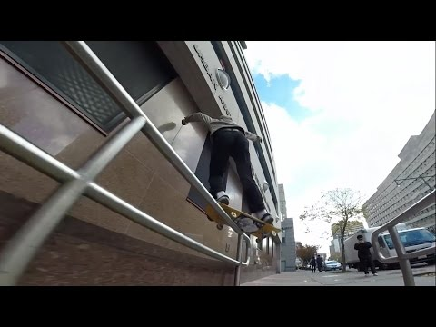 Skate All Cities – GoPro Vlog Series #064 / ESKATEPADES