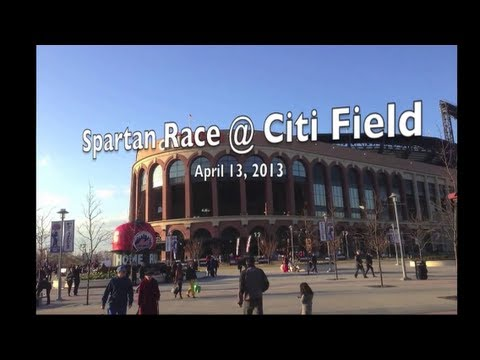 Spartan Race @ Citi Field April 13, 2013