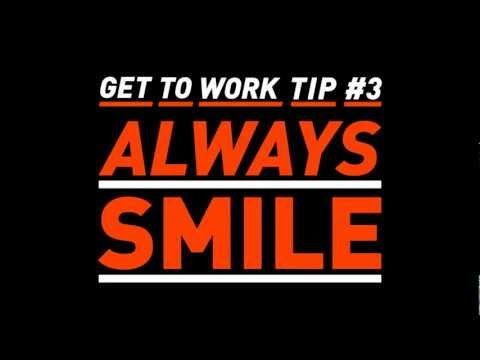Sundance Channel Presents GET TO WORK | Always Smile