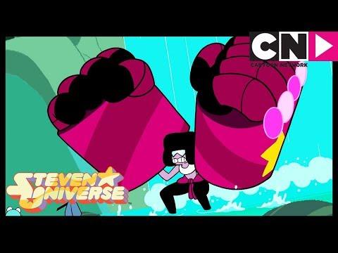 Steven Universe | Garnet Has Super Strength | Garnet's Universe | Cartoon Network