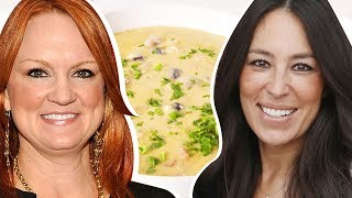 Ree Drummond Vs. Joanna Gaines: Whose Queso Is Better?