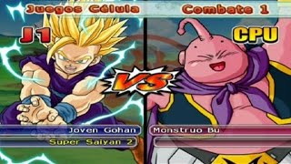 Dragon Ball Z Budokai Tenkaichi 3 - Versión Latino *Torneo de Cell* HD