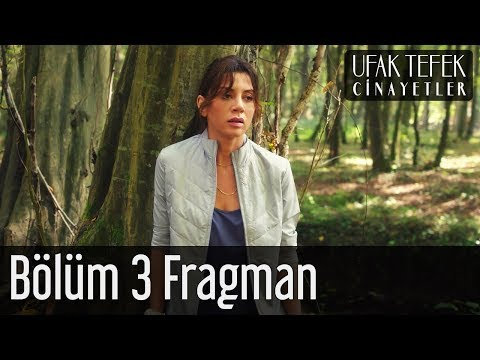 Ufak Tefek Cinayetler 3. Bölüm Fragman
