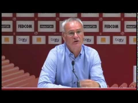 "Monaco-Trainer Claudio Ranieri: ""Falcao und Moutinho - das passt!"""
