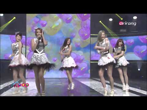 Simply K-Pop - ♬ SKARF - Luv Virus