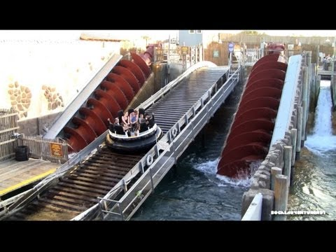[HD POV] - Shipwreck Rapids Full POV Ride-Through at SeaWorld San Diego