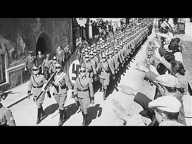 The Nazis Next Door: Eric Lichtblau on how the CIA & FBI Secretly Sheltered Nazi War Criminals