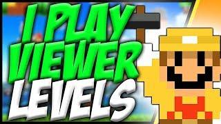 🔴 Super Mario Maker | Hump Day Subscriber Levels 【Random Queue】