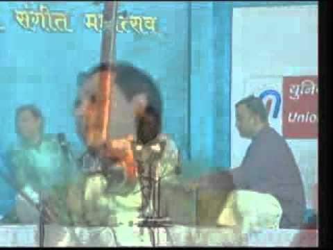 Raag: Maru Bihag By Anand Bhate (1) video