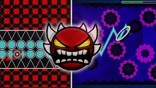[NEW] Top 5 Impossible Levels in Geometry Dash