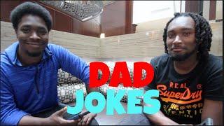 Bad Dad Jokes Battle   YOU LAUGH , YOU LOSE