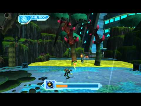 Ratchet and Clank HD Collection - Ratchet 2 Gameplay Pt 1 (HD)