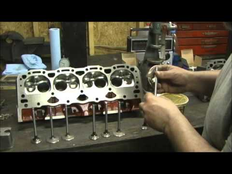 TBI 350 Cylinder Head Porting Stage IV Part 7 Conclusion