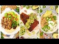 3 Low Carb Dinner Recipes | Healthy Meal Plans 2020