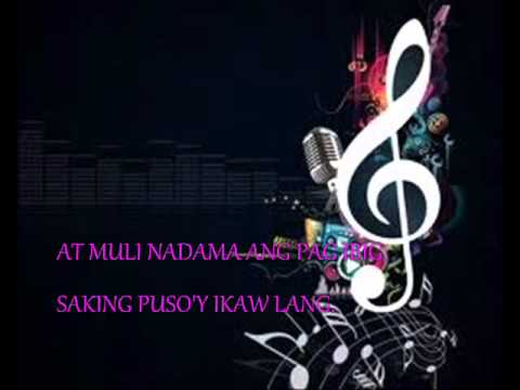 Ikaw Pala - Kris Lawrence Lyrics (theme Song The Innocent Man) video